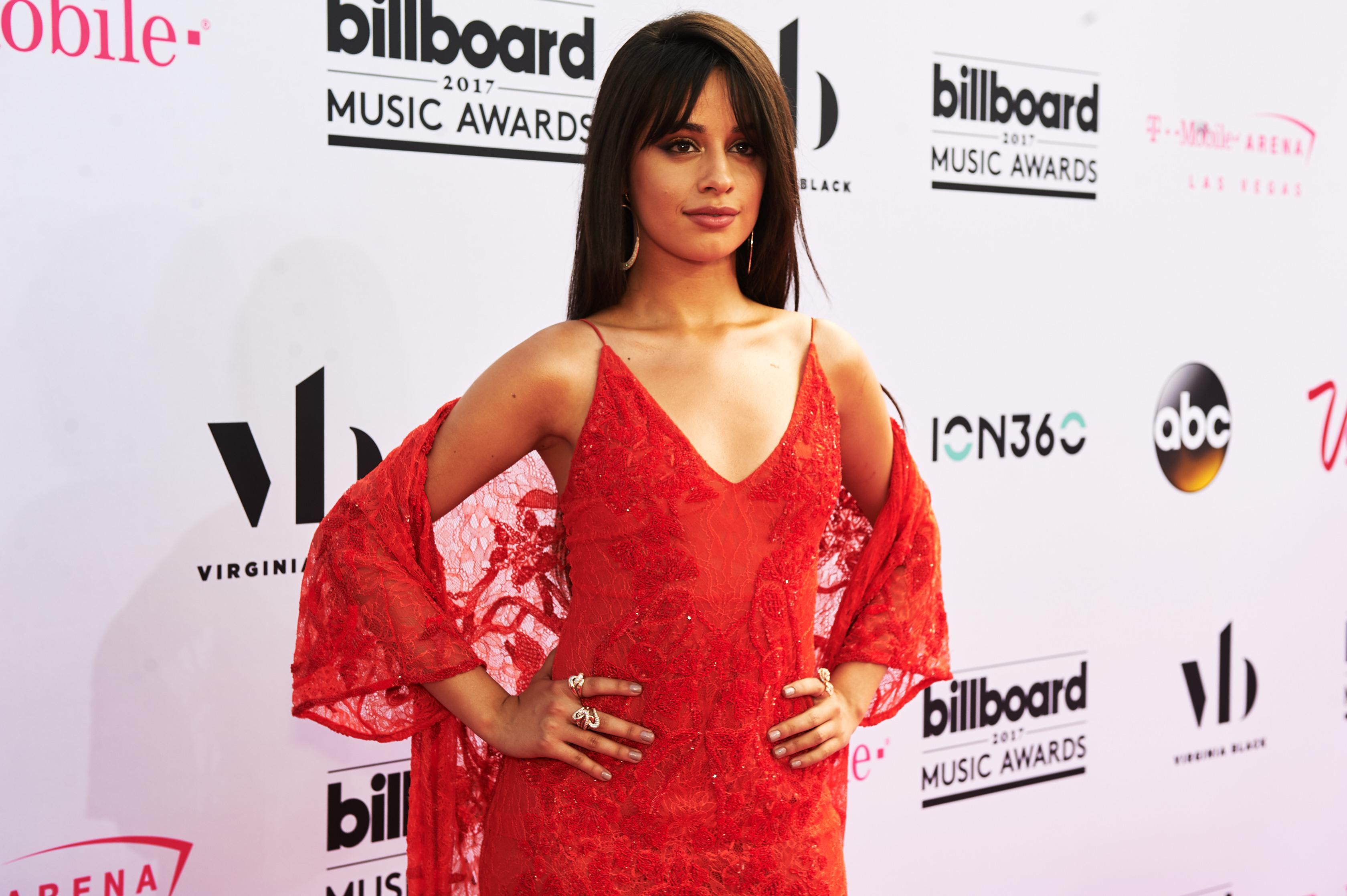 Camila Cabello Avengers Infinity War Crosses Dua