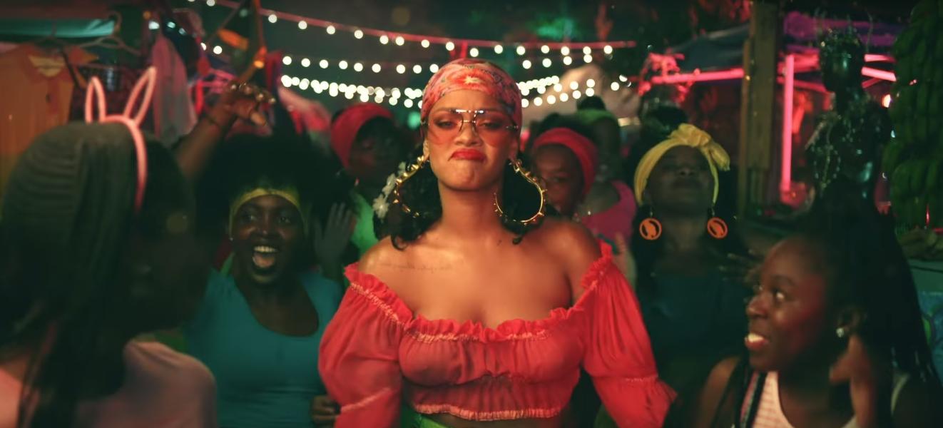 """DJ Khaled, Rihanna & Bryson Tiller's """"Wild Thoughts ... Rihanna Wild Thoughts"""