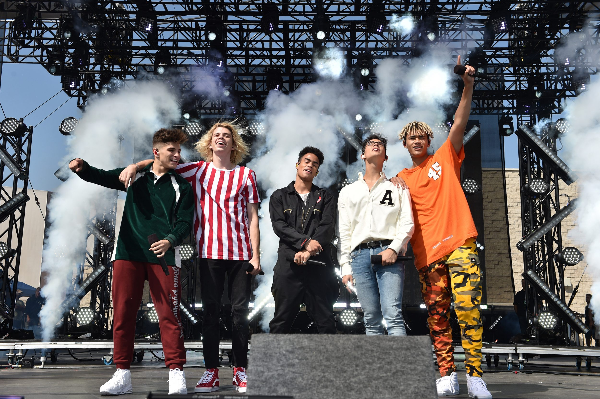 Songs By PRETTYMUCH The Script The Revivalists AJR DeJ
