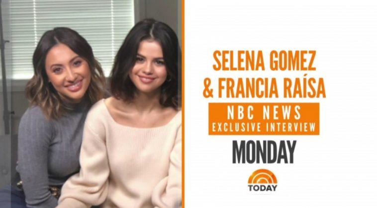 Selena Gomez, Francia Raisa To Discuss Kidney Transplant On