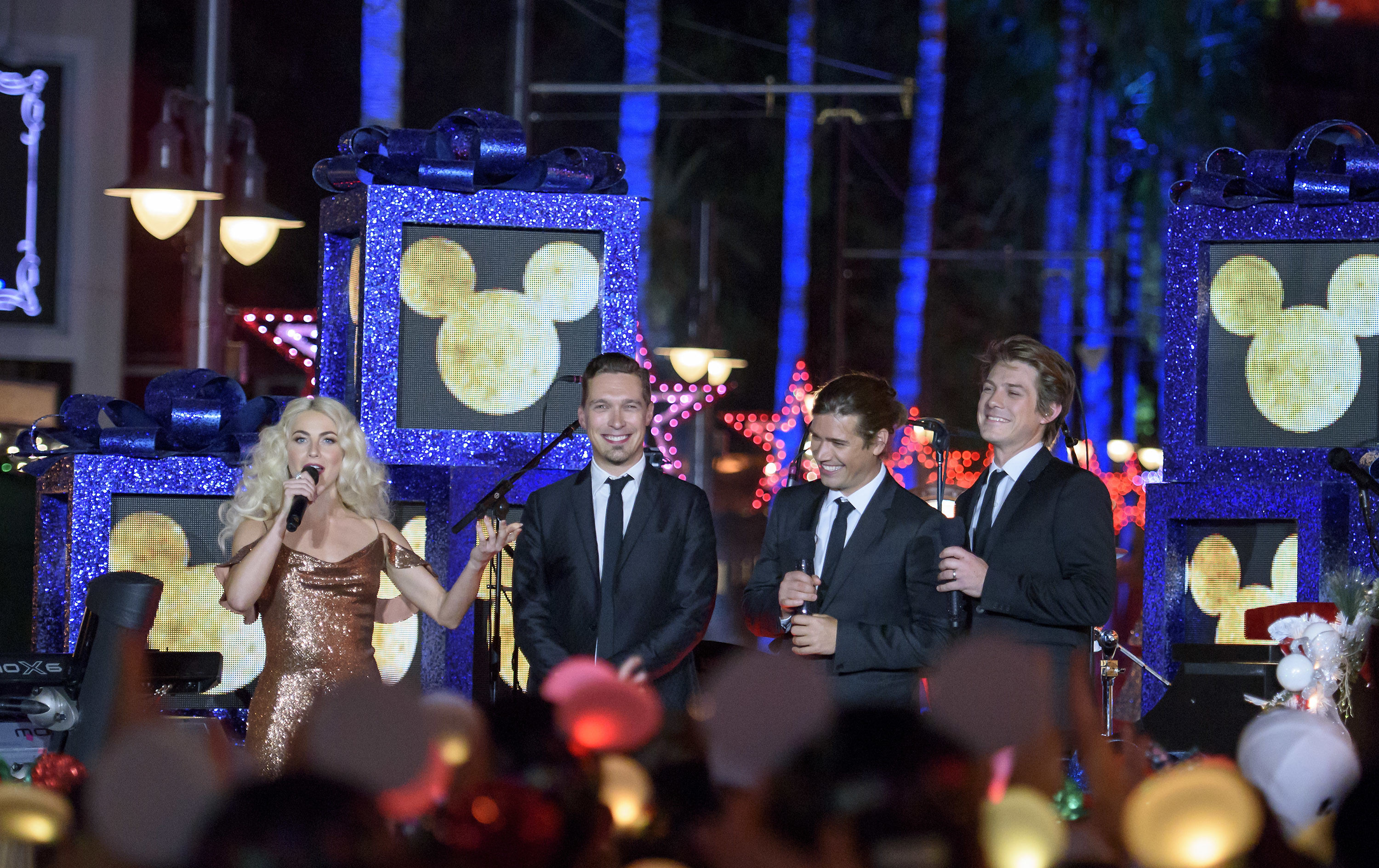 first look fifth harmony hanson more perform on wonderful world of disney special