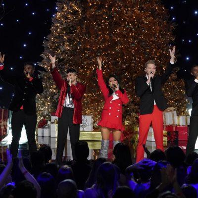 A Very Pentatonix Christmas.A Very Pentatonix Christmas Special Season 1 Headline Planet