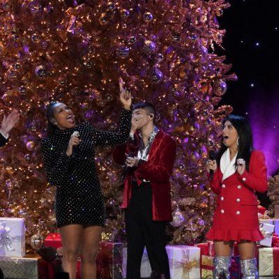 A Very Pentatonix Christmas.A Very Pentatonix Christmas Special 2017 Guest Performers