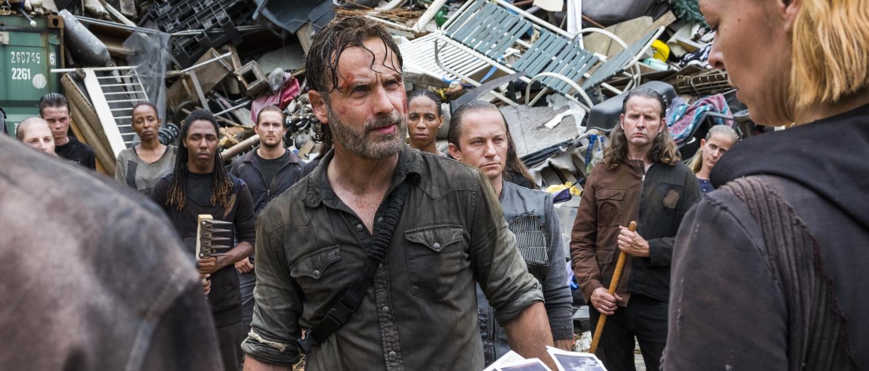 Ratings AMCs The Walking Dead Posts Gain This Week