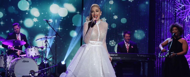 Gwen stefani appears performs on the ellen degeneres show watch now - Ellen show address ...