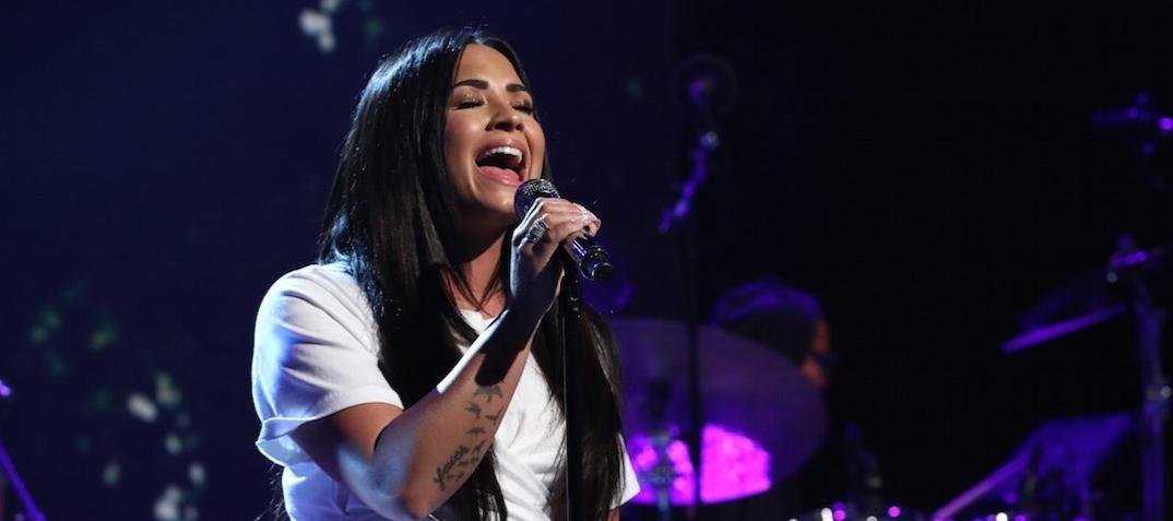 Demi Lovato Ellen Tube Sales