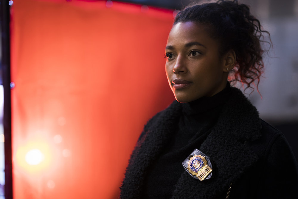 First Look: Kylie Bunbury Guest Stars On February 28