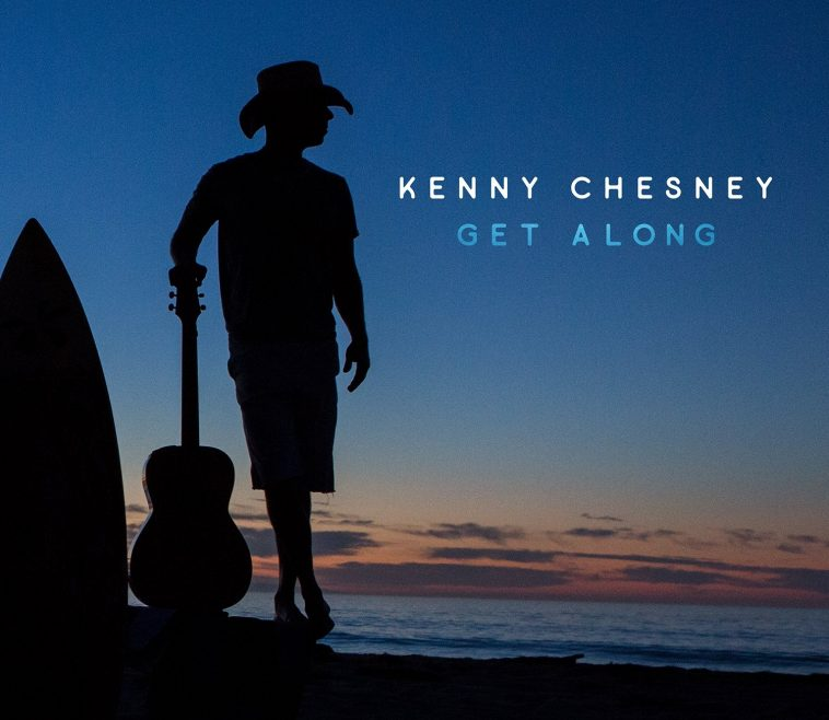 Kenny Chesney S Quot Get Along Quot Erupts As Country Radio S Most