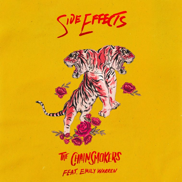 "Emily Warren's & The Chainsmokers  New Single ""Side Effects"" Arrives July 27"