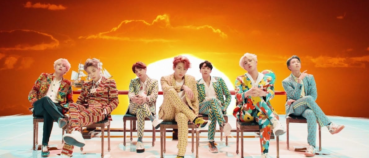 bts quotidolquot debuts at 1 on global youtube music videos chart
