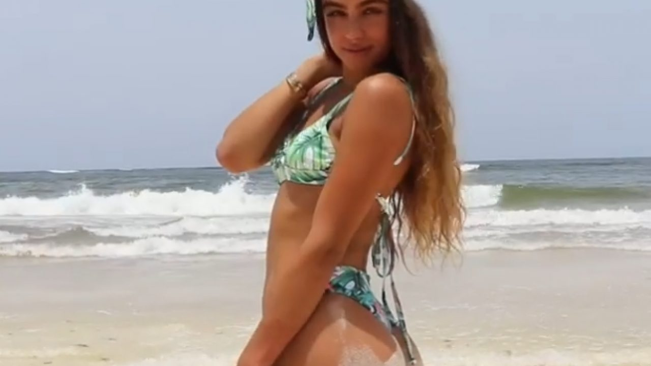 Ass Perfect Video sommer ray shows off perfect butt, gorgeous smile in new