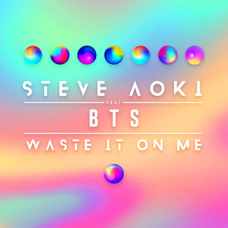Steve Aoki & BTS'