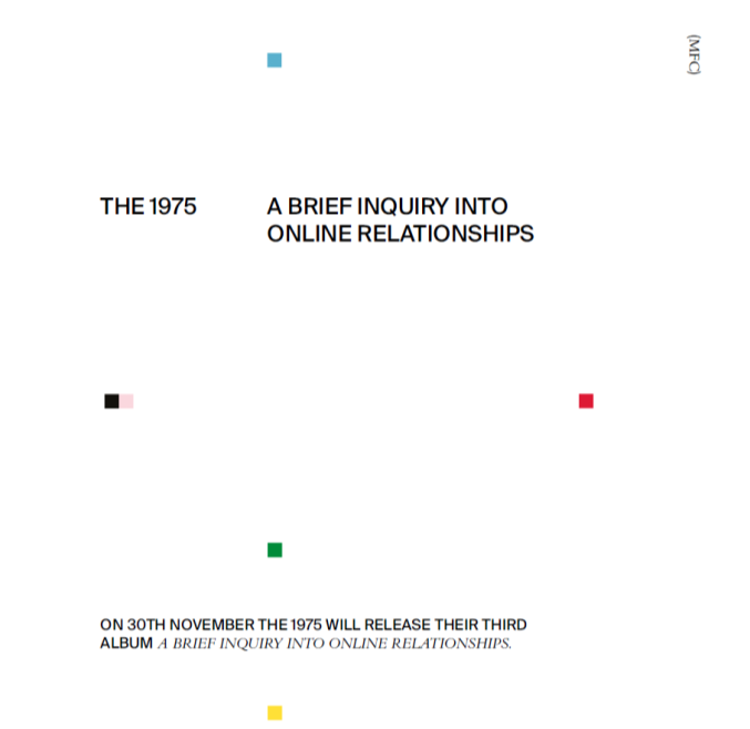 The 1975s A Brief Inquiry Into Online Relationships Reaches 1 On
