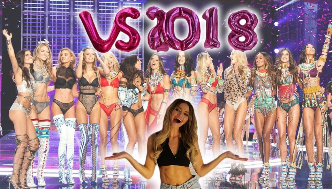 Erika Costell Looked Fantastic On Pink Carpet For Victoria S Secret