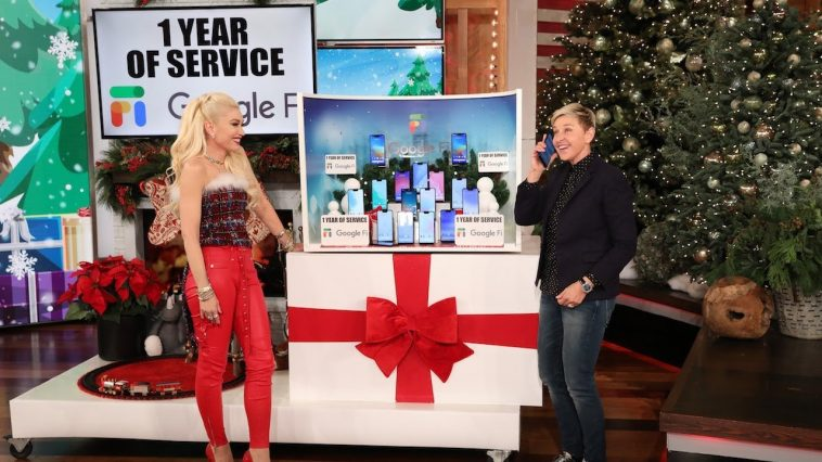 ... the ellen degeneres show vip experience for two · gwen stefani is a musical and interview guest tuesday morning by brian cantor 12 days ago ...