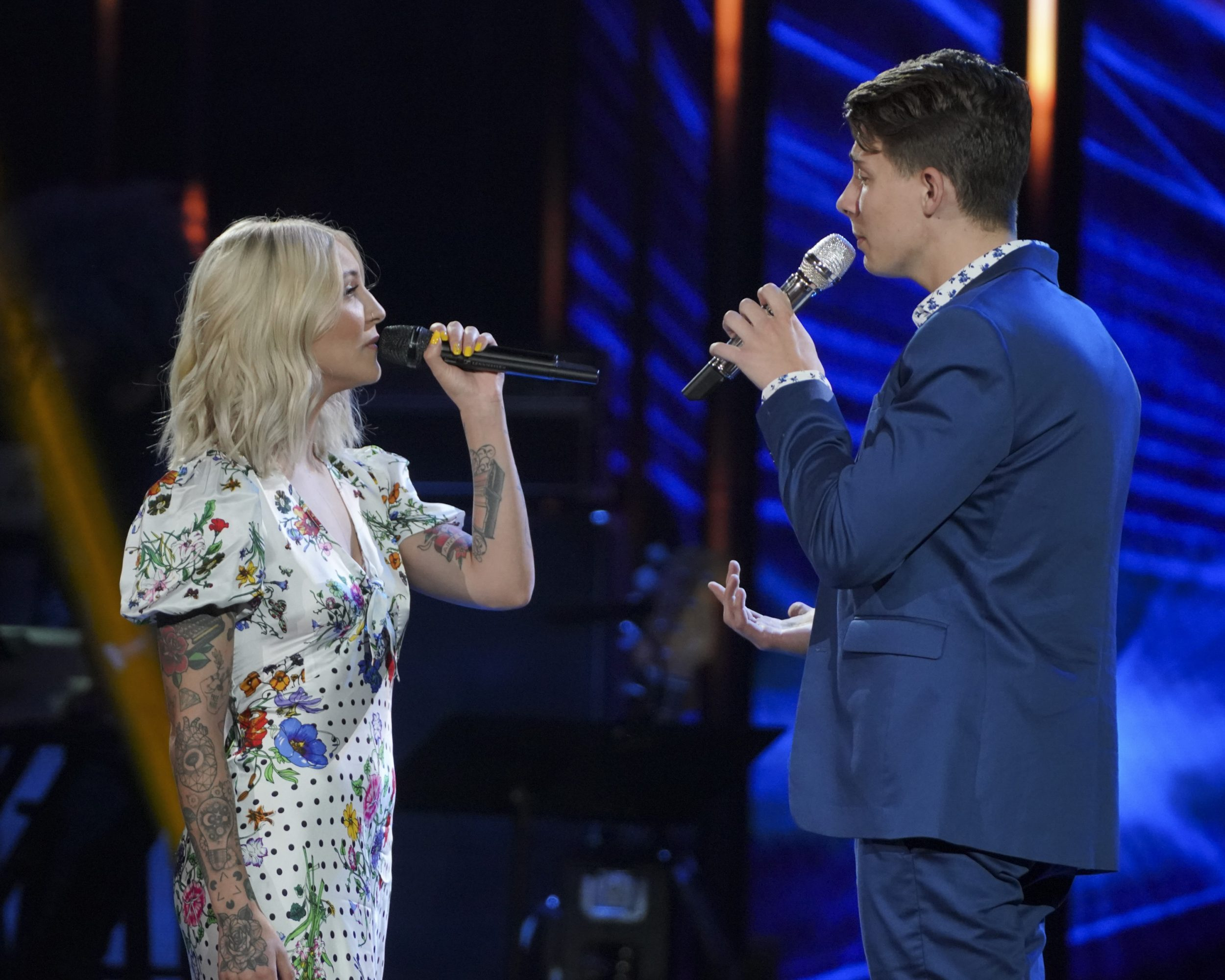 american idol duets 2020