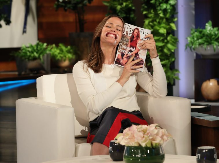 Jennifer Garner goes from 'band-geek chic' to People's most lovely