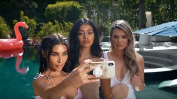 Chantel Jeffries, Cindy Kimberly and Alissa Violet in Chase The Summer
