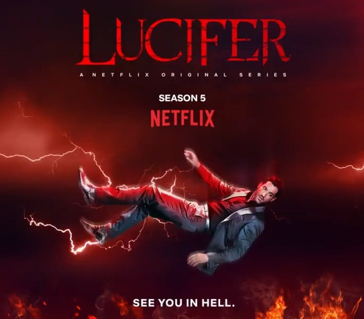 """Lucifer"" Renewed For 5th & Final Season; Tom Ellis"