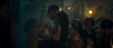 Shawn Mendes and Camila Cabello in Senorita