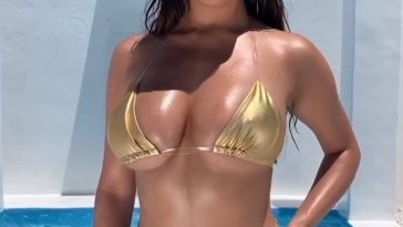 Demi Rose looks amazing in her new Oh Polly collection