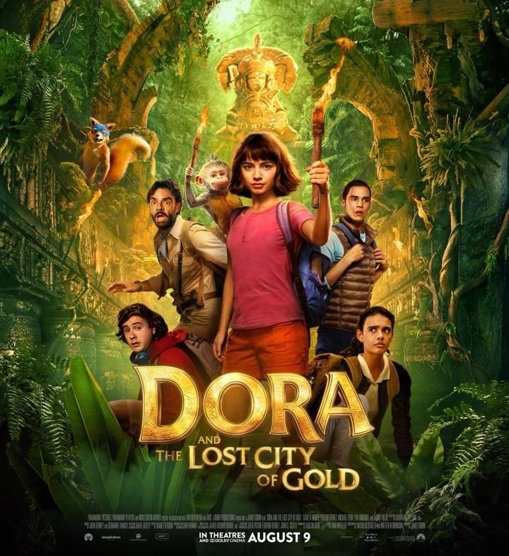 """Dora"" Star Isabela Moner Scheduled For July 23 ""Live With"
