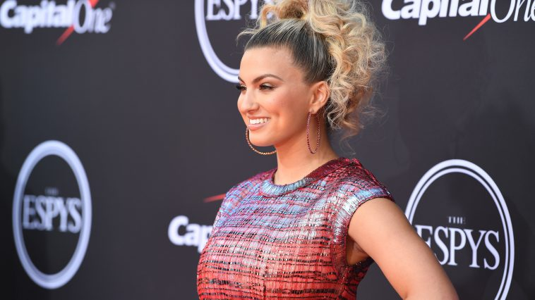 Tori Kelly at the ESPYS