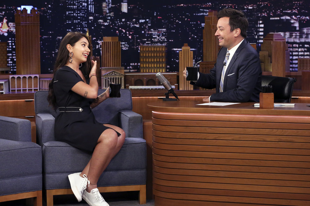Watch Alessia Cara Nail Impressions of Billie Eilish and Amy Winehouse