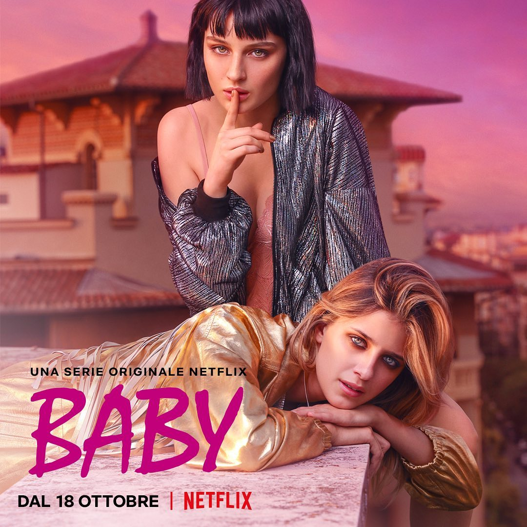 """Season 2 Of """"Baby"""" Receives October 18 Premiere Date On Netflix"""