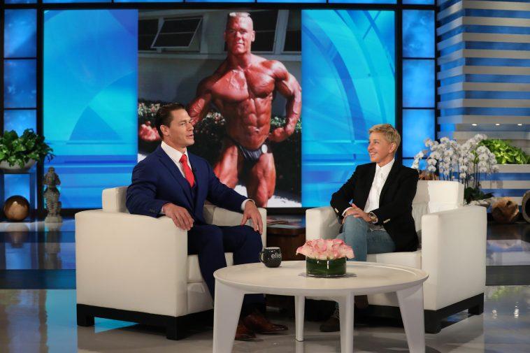 John Cena Dances To Sho Madjozi's Song On Ellen DeGeneres Show