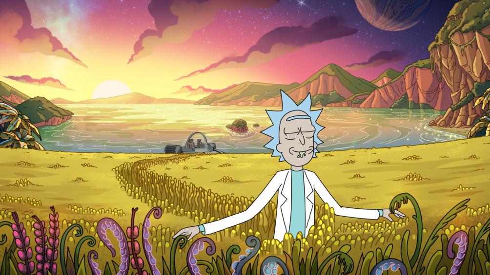 Rick And Morty English Stream