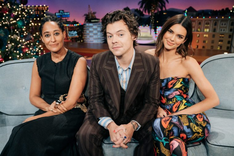 Harry Styles eats unspeakable things to dodge awkward questions from Kendall Jenner