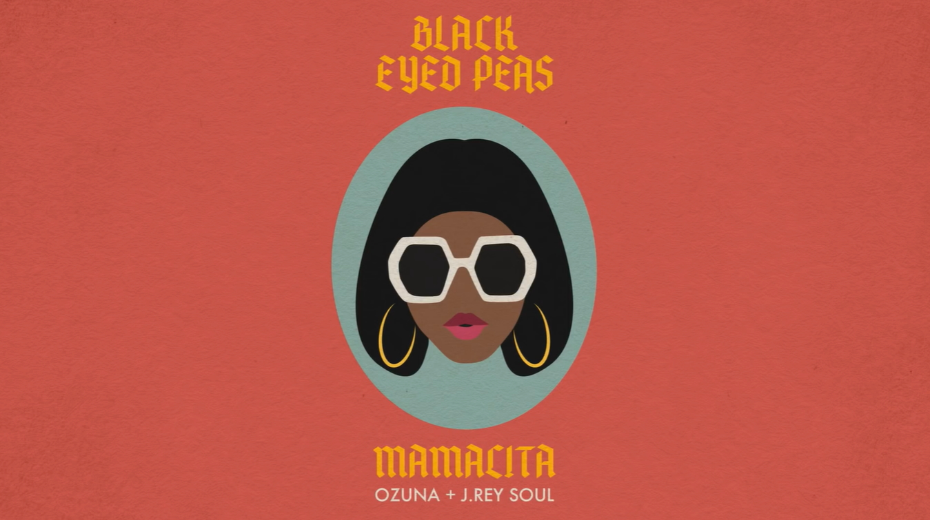 Black Eyed Peas Ozuna J Rey Soul Mamacita.'