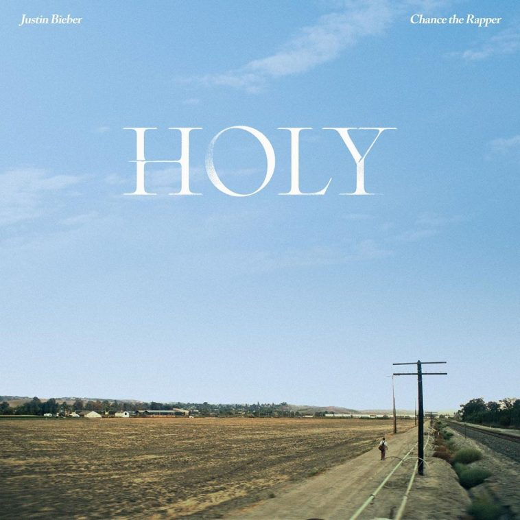 Justin Bieber gets 'Holy' in new song with Chance the Rapper